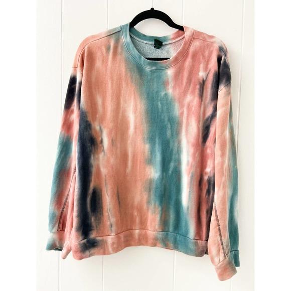 Wild Fable sweatshirt, tie dye sweatshirt
